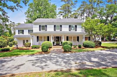 Fayetteville NC Single Family Home For Sale: $475,000