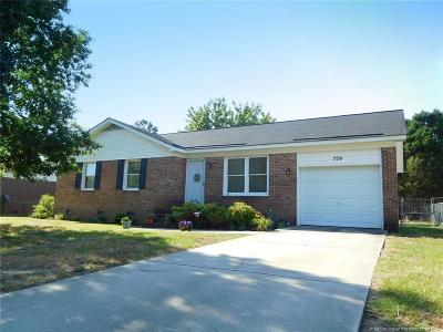 Fayetteville Single Family Home For Sale: 759 Chevy Chase Street
