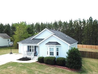 Harnett County Single Family Home For Sale: 130 Jumpmaster Drive