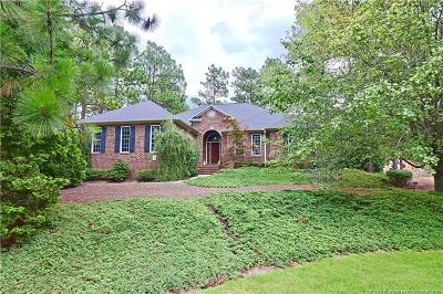 Pinehurst Single Family Home For Sale: 6 Peachtree Lane