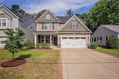 Fayetteville Single Family Home For Sale: 108 Pinecrest Drive