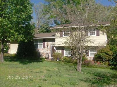 Fayetteville Single Family Home For Sale: 6114 Kimbrook Drive