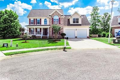 Fayetteville Single Family Home For Sale: 3833 Sunchase Drive