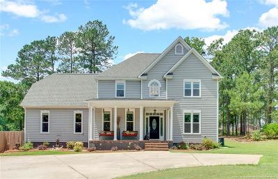 Fayetteville NC Single Family Home For Sale: $339,000