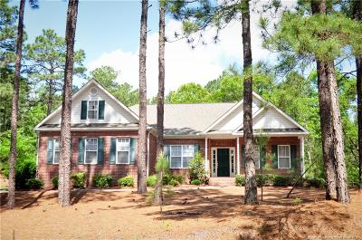 Seven Lakes, West End Single Family Home For Sale: 115 Oxford Court