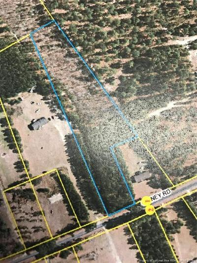 Raeford Residential Lots & Land For Sale: 3880 Gainey Road