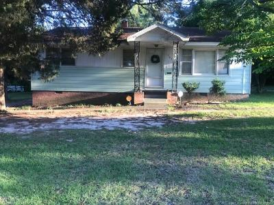 Fayetteville Single Family Home For Sale: 505 Albany Street