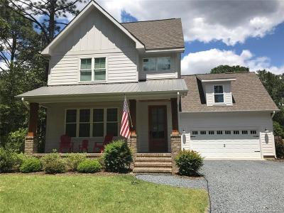 Southern Pines Single Family Home For Sale: 301 Duncan Road