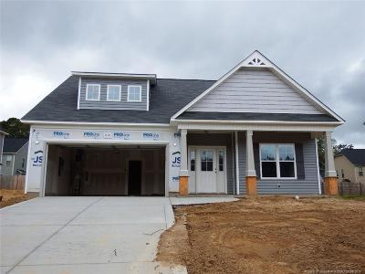 Single Family Home For Sale: 1721 Cherry Point (Lot 67) Drive