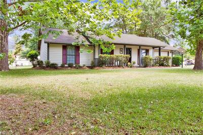 Fayetteville Single Family Home For Sale: 6404 Barwick Drive