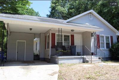 Fayetteville Single Family Home For Sale: 2017 Progress Street