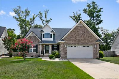 Fayetteville Single Family Home For Sale: 3637 Standard Drive