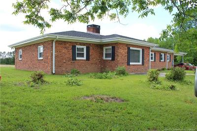 Single Family Home For Sale: 236 McAuley Greaux Lane