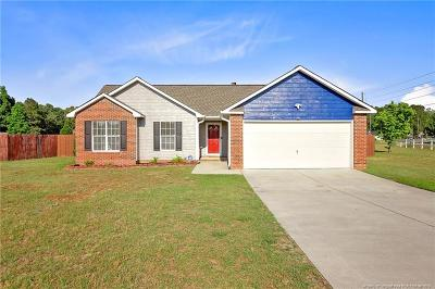 Harnett County Single Family Home For Sale: 20 Spiral Branch Court