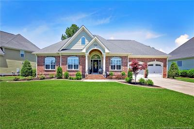 Fayetteville NC Single Family Home For Sale: $398,500