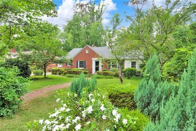 Fayetteville Single Family Home For Sale: 709 Glenwood Drive