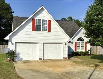 Raeford Single Family Home For Sale: 101 Digby Court