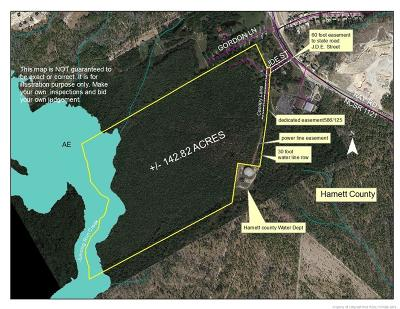 Spring Lake Residential Lots & Land For Sale: 119 Jde Street