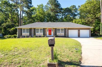 Fayetteville Single Family Home For Sale: 604 Cranford Court