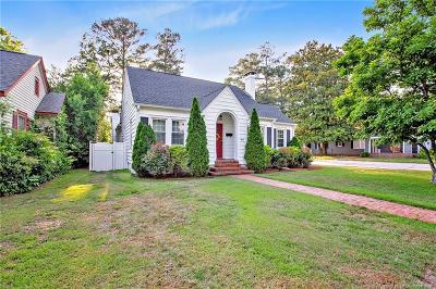 Fayetteville Single Family Home For Sale: 415 Cape Fear Avenue