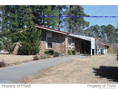 Fayetteville Single Family Home For Sale: 256 Buckhead Road