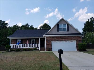 Raeford Single Family Home For Sale: 272 Allegiance Street