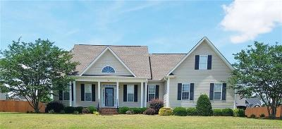 Sampson County Single Family Home For Sale: 35 Waterwheel Lane