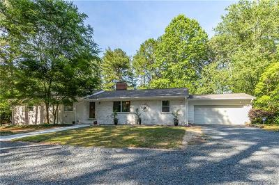 Southern Pines Single Family Home For Sale: 190 Valhalla Road