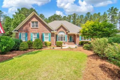 Harnett County Single Family Home For Sale: 194 The Inner Circle