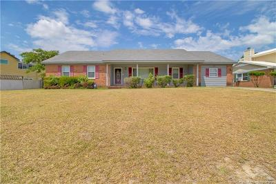 Fayetteville Single Family Home For Sale: 1686 Jersey Drive
