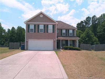 Raeford Single Family Home For Sale: 191 Edisto Court