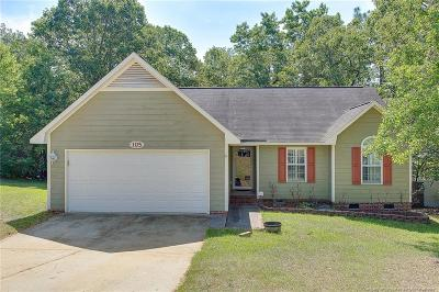 Raeford  Single Family Home For Sale: 105 Jefferson Drive