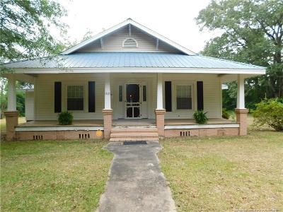 Raeford Single Family Home For Sale: 310 W 6th Avenue