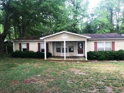 Sampson County Single Family Home For Sale: 4102 Reedsford Road