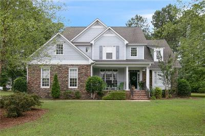 Fayetteville Single Family Home For Sale: 308 St Martins Place