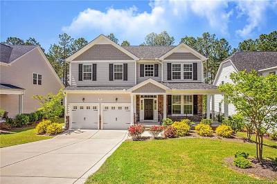Harnett County Single Family Home For Sale: 597 Micahs Way