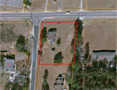 Cumberland County Residential Lots & Land For Sale: 4446 Clinton Road
