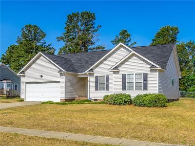 Raeford Single Family Home For Sale: 118 Belle Boyd Drive