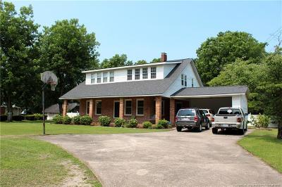Red Springs Single Family Home For Sale: 600 S Main Street