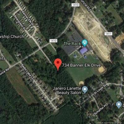 Cumberland County Residential Lots & Land For Sale: 734 Banner Elk Drive