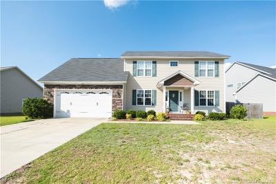 Fayetteville Single Family Home For Sale: 4213 Pleasantburg Drive