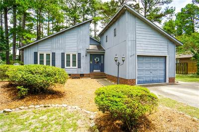 Hope Mills Single Family Home For Sale: 5605 Tee Court