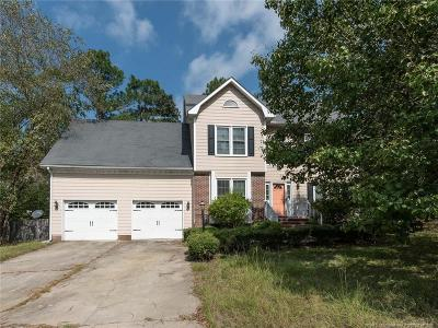 Cumberland County Single Family Home For Sale: 2500 Lull Water Drive