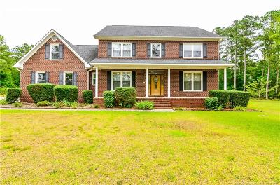 Raeford  Single Family Home For Sale: 178 Filly Lane