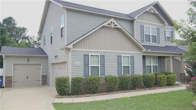 Fayetteville Single Family Home For Sale: 5427 Hickory Knoll Road