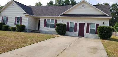 Raeford  Single Family Home For Sale: 129 Smokey Mountain Drive