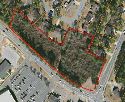 Cumberland County Residential Lots & Land For Sale: McArthur Road