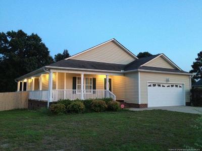 Lillington Rental For Rent: 119 Colonial Hills Drive