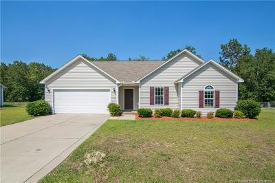 Raeford  Single Family Home For Sale: 346 Sandstone Drive