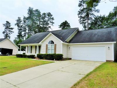 Fayetteville Single Family Home For Sale: 806 Broadmore Drive